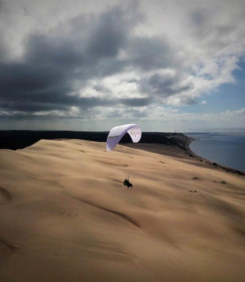 École de parapente dune du Pilat